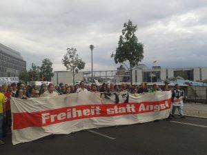 Aktivisten bei der #FsA14